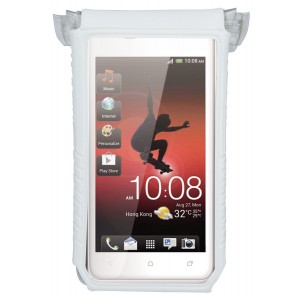 SMARTPHONE DRYBAG FOR iPHONE 5 WHITE