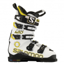 Salomon X Max 130 White/Yellow 13/14