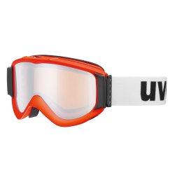 Uvex Fx Pro Orange/White