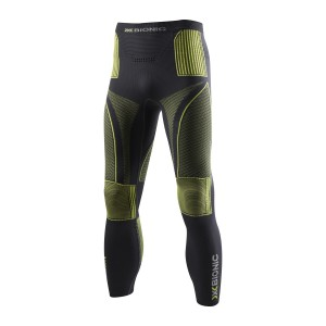 X-Bionic Energy Accumulator Evolution Man Pants Long Charocal/Yellow