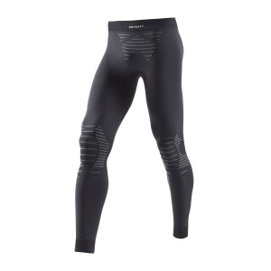 X-Bionic Invent Man Pants Long Black/Anthracite