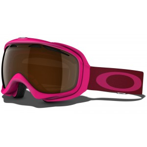 Oakley Elevate Bright Rose / Black Iridium