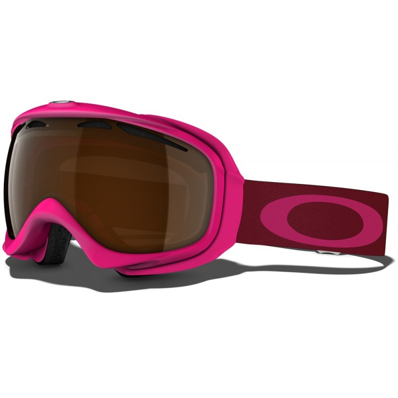 Gogle Oakley Elevate Bright Rose Szyba Black Iridium