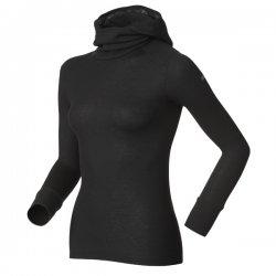 Odlo Shirt L/S With Facemask Warm Black