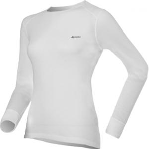 Odlo Tech. Shirt L/S Crew Neck Warm White