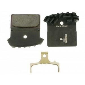 Okładzina Z Sprężyną Shimano F01a Żywiczna Do Brm985 Xtr / Xt/ Slx / Alfine
