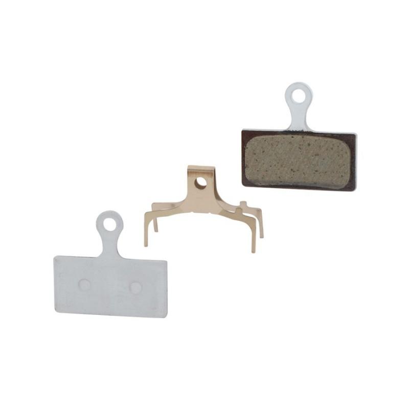 Okładzina Z Sprężyną Shimano G01a Żywiczna Do Brm985 Xtr / Xt/ Slx / Alfine