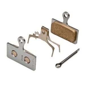 Okładzina Ze Sprężyną Shimano Brm785 Metaliczna (G03S) XT / Slx / Alfine