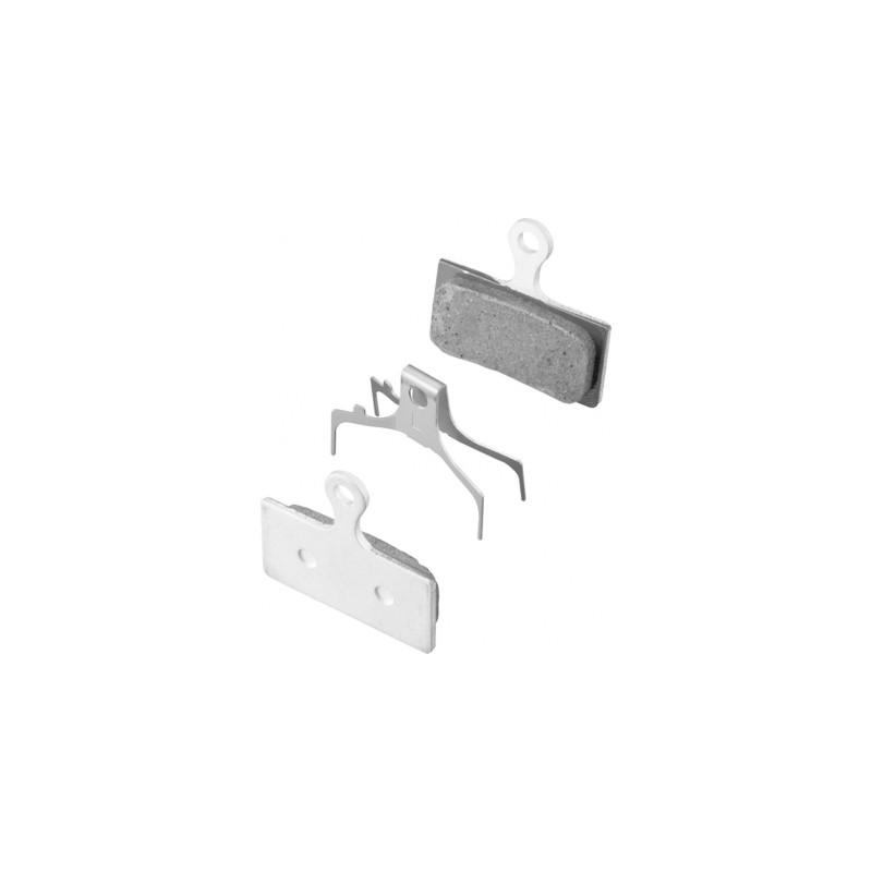Okładzina Ze Sprężyną Shimano Brm666 Żywiczna (G01S) Slx / Alfine