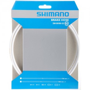 Shimano 1000mm, Deore, Smbh90, White