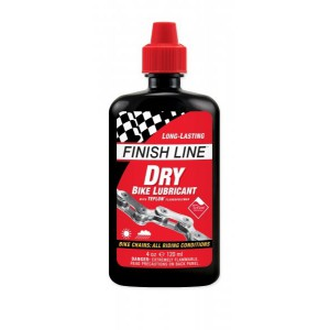 Finish Line Teflon Plus 120 ml Squeeze Bottle