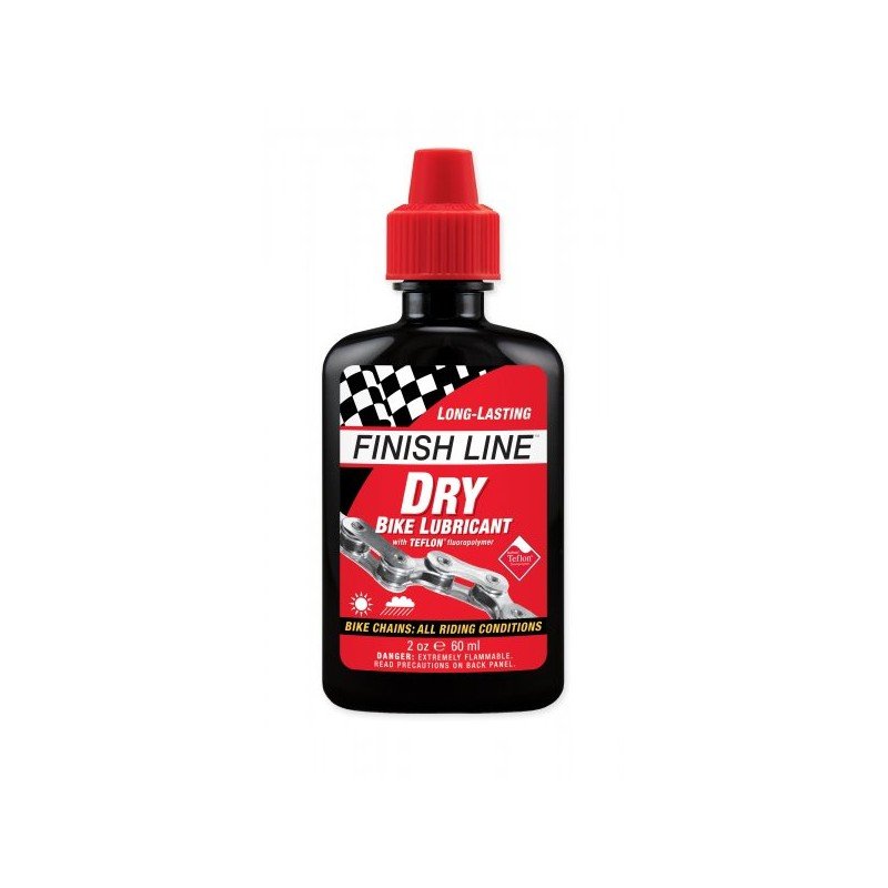 Finish Line Teflon Plus 60 ml Squeeze Bottle