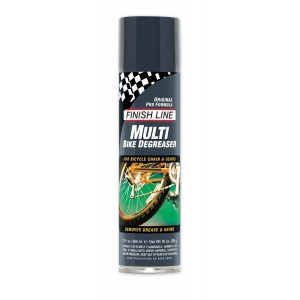 Finish Line Ecotech 2 Multi Bike Degreaser Aerosol Spray