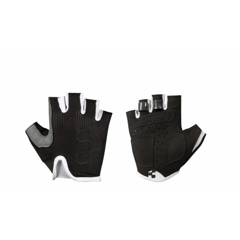 Rękawiczki Cube Short Gloves Junior Race Blackline