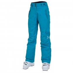 Rossignol Girl Cargo Pant Cyan 14/15