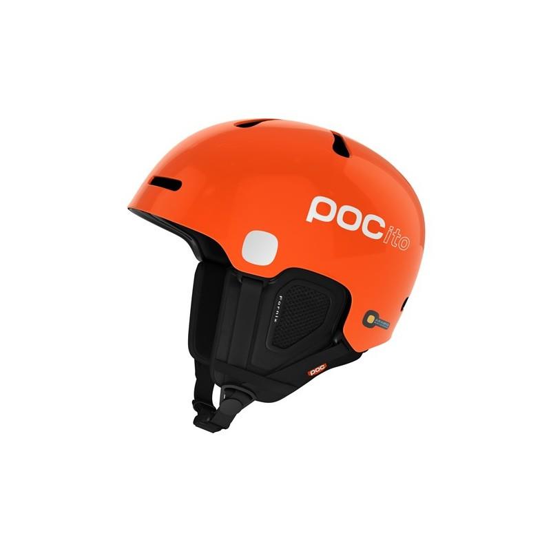Kask POC Pocito Fornix pomarańczowy