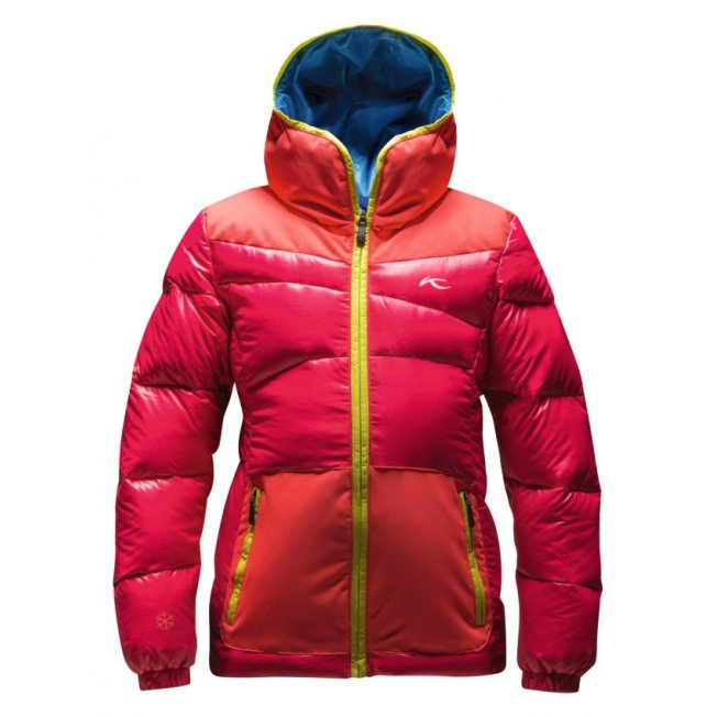 Kjus Arctic Down Jacket Bikini-Hilier-Mar
