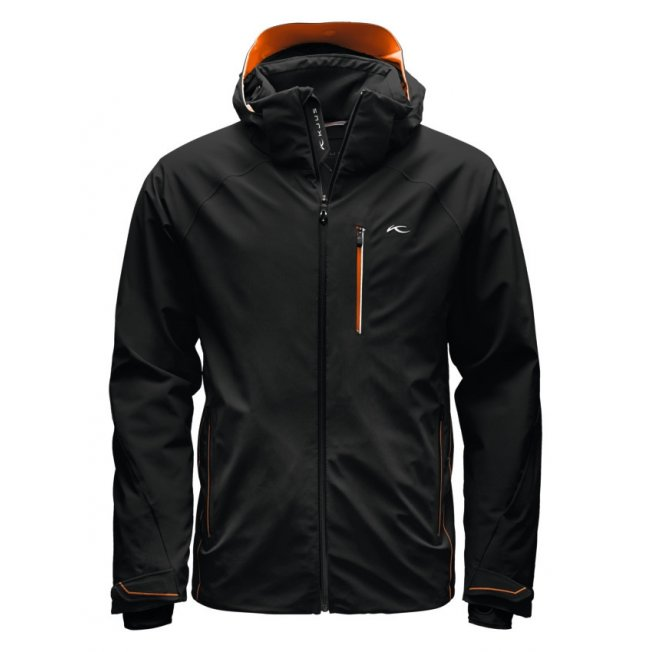 Kjus Formula Jacket Black-K Orange