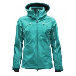 Kjus Formula Jacket Turquoise-White