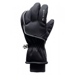 Kjus Sonic Glove Black-K Orange