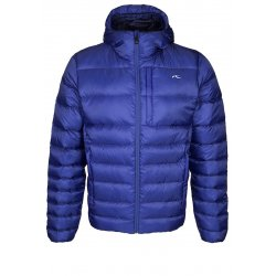 Kjus Whistler Down Jacket Alaska-Atl. Blue