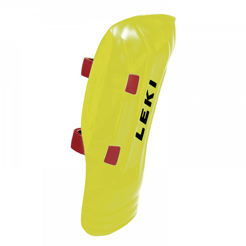 Leki Shin Guard Worldcup Pro Neon Yellow