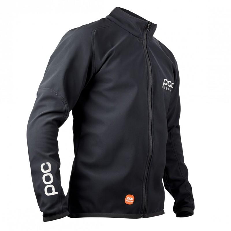 POC Race Jacket Black