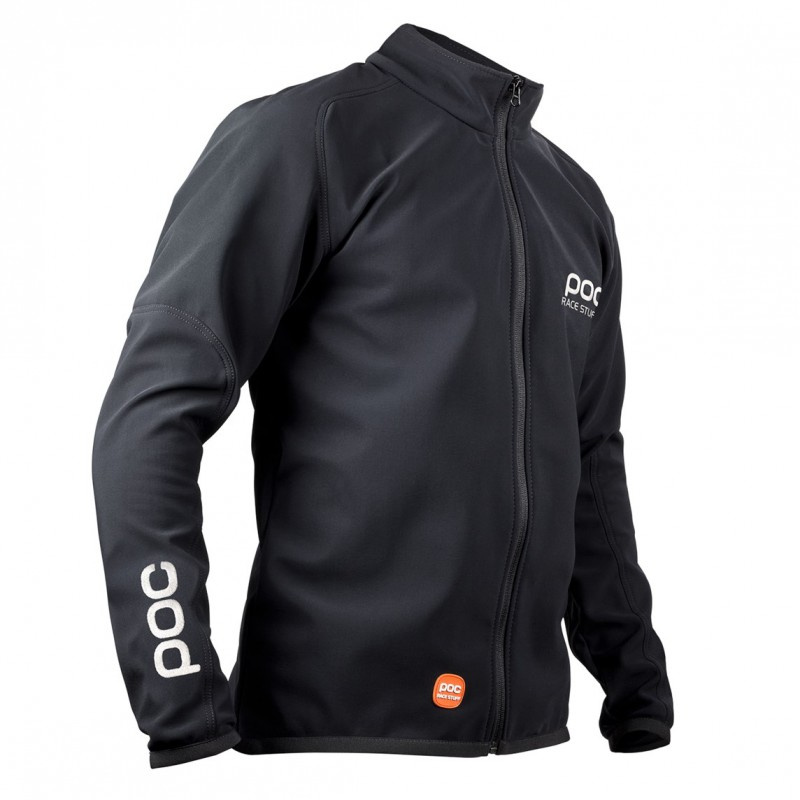 POC Race Jacket Black
