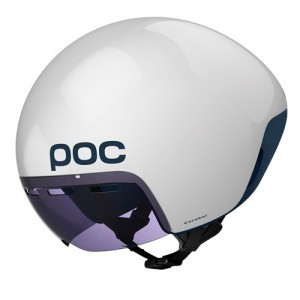 POC Cerebel Raceday Hydrogen White