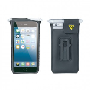 Topeak Smart Phone Drybag For Iphone 6+ Black