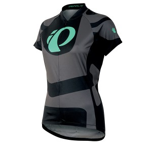 Koszulka rowerowa Pearl Izumi W Select Jersey Ltd Grey