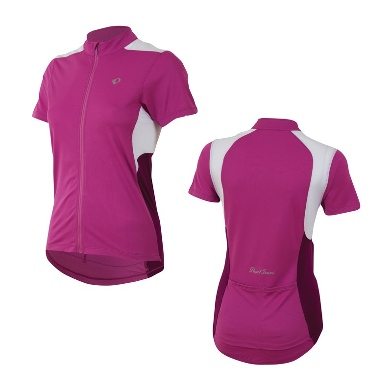 Koszulka rowerowa Pearl Izumi W Sugar Jersey Violet