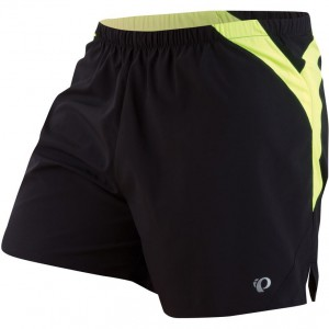 Spodenki do biegania Pearl Izumi Fly Short Blk/Yellow