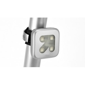 Knog Blinder 4 Arrow Rear Silver