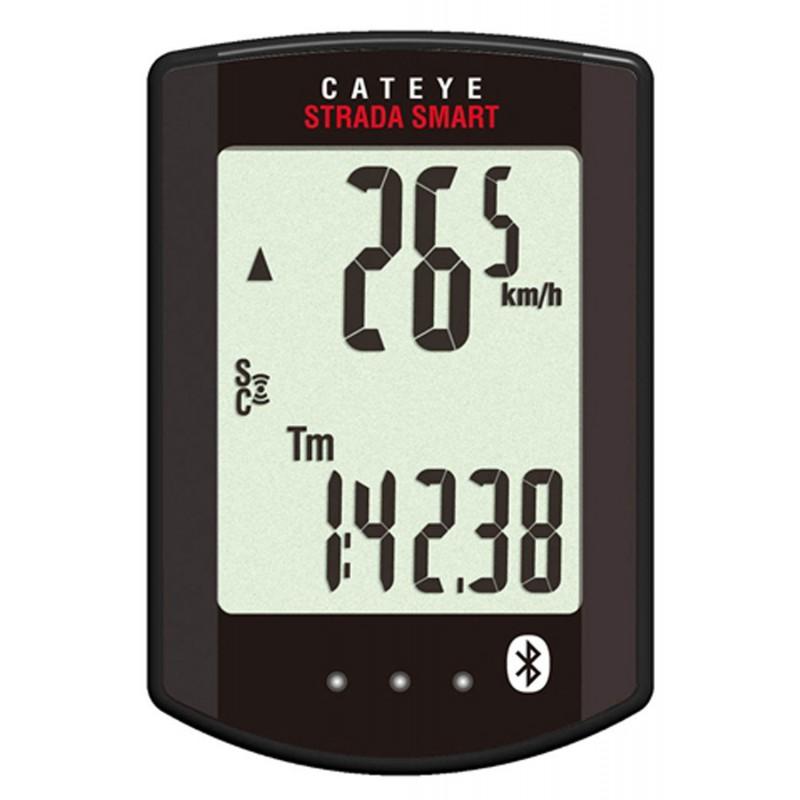 Licznik Cateye Strada Smart Cc-Rd500b + Sensor Prędkości I Pulsu