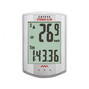 Licznik Cateye Strada Slim Cc-Rd310w Biały