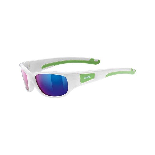 Uvex Sportstyle 506 White Green