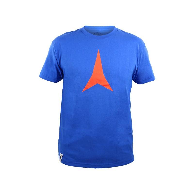 Atomic T-Shirt Star Royal Blue