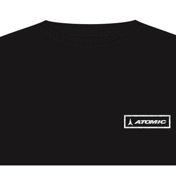 Atomic T-Shirt Black Line