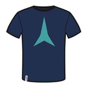 Atomic T-Shirt Star Force Navy