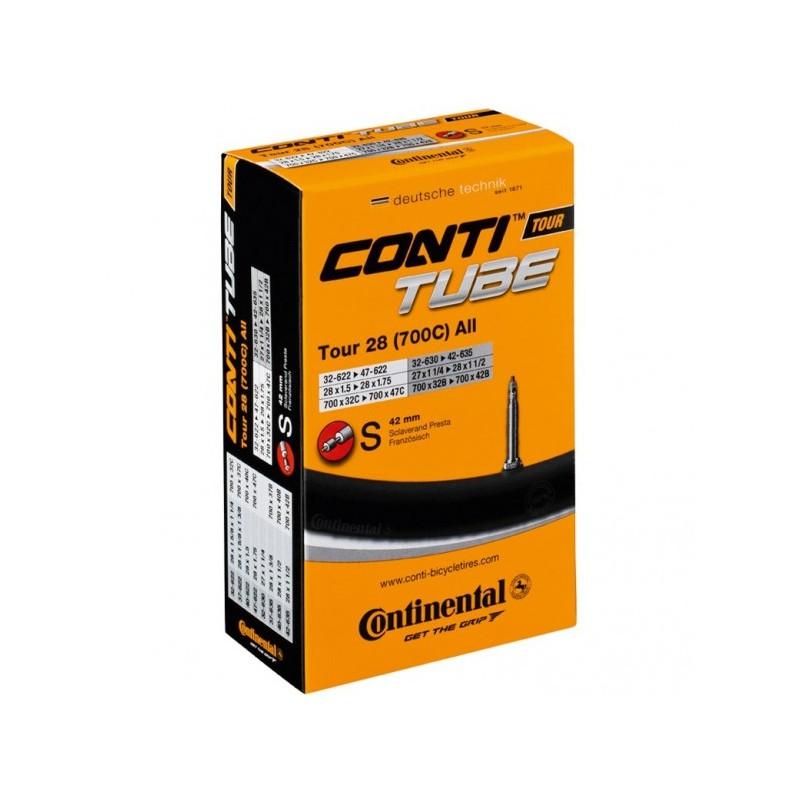Continental Tour28 42mm presta