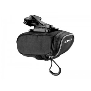 Lezyne Micro Caddy QR-S black