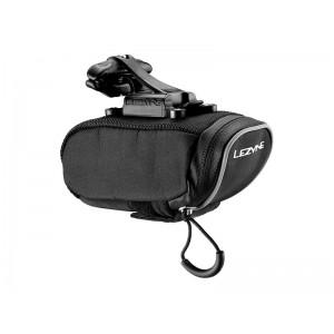 Torebka podsiodłowa Lezyne Micro Caddy QR-S czarna