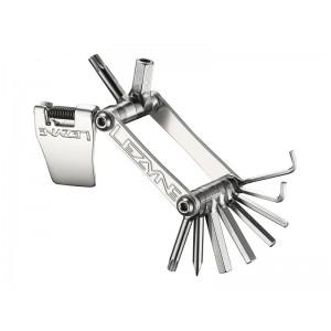 Lezyne SV-11 11 kluczy srebrny