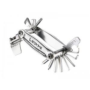 Lezyne Stainless-19 Silver
