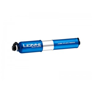 Lezyne Alloy Drive HV S ABS 90psi 170mm Blau