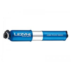Lezyne Alloy Drive HV M ABS 90psi 216mm Blau