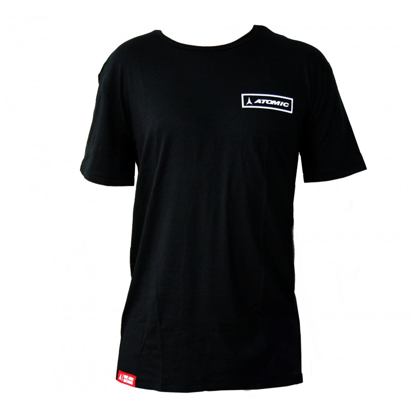 Atomic T-Shirt Black Line