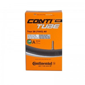 Continental Tour 28 all 40mm auto