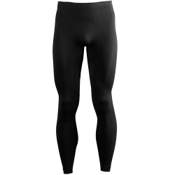 Falke Skiing Athletic Fit Men Long Tights Carbon